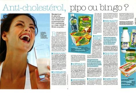 HS Nutrition Femme Actuelle